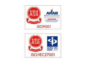 国際規格ISO認証取得、さらなる品質向上